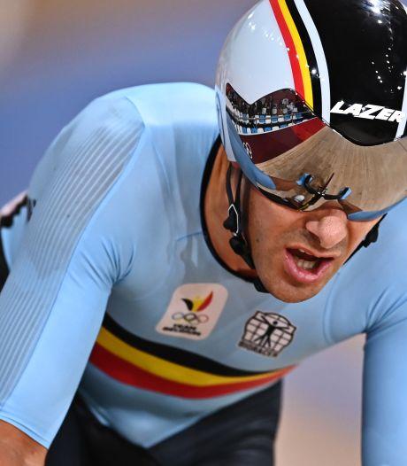 Mondiaux de cyclisme sur piste: voici la sélection belge, avec Kenny De Ketele