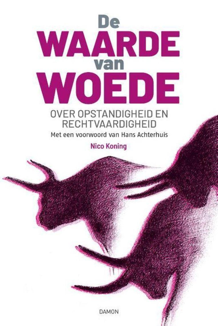 De waarde van woede, Nico Koning, met een voorwoord van Hans Achterhuis, uitgeverij Damon, 472 blz., € 29,90 Beeld Damon