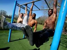 Kinderen en influencers kweken spieren in Dordrecht voor veiligere scholen
