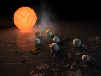 Zeven planeten rond TRAPPIST-1 dan toch niet zo leefbaar als eerst gedacht
