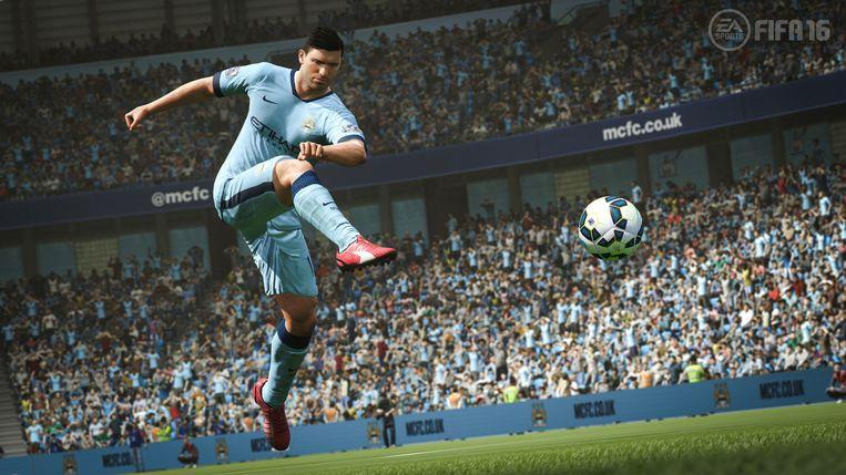 Fifa. Beeld Electronic Arts