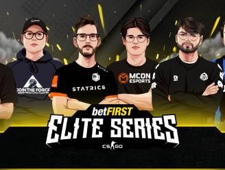 4Elements stunt in eerste play-offs van Elite Series: bekijk hier de hoogtepunten