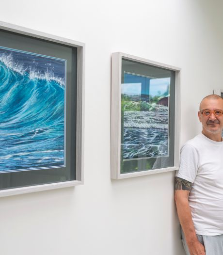 """Hoe de lockdown en pastels het leven van Jan De Zutter veranderden: """"Ik zoek het wonder van het moment"""""""