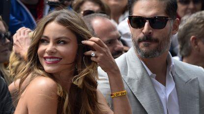 Acteurskoppel Sofia Vergara en Joe Manganiello spelen voor het eerst samen in een film