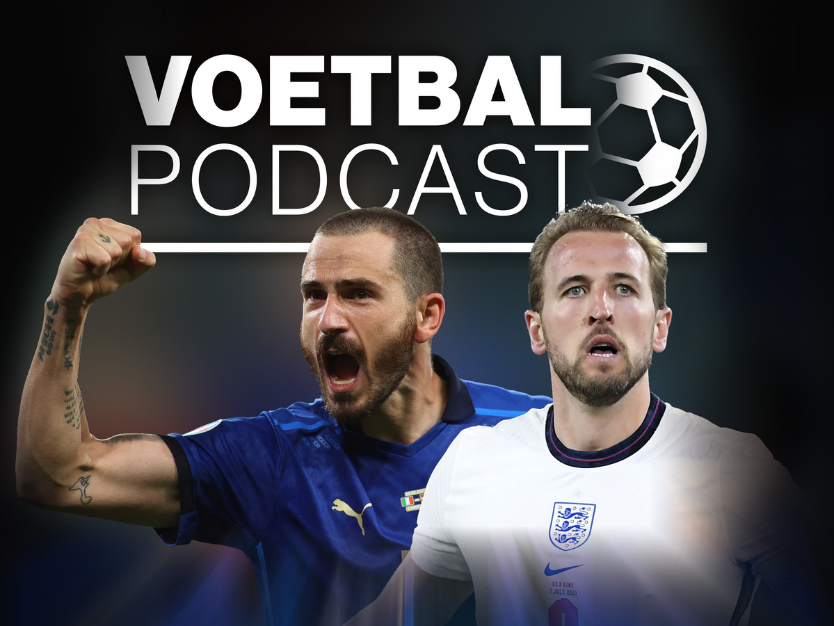 Dagelijks om 07.00 uur een nieuwe aflevering van onze EK Podcast.