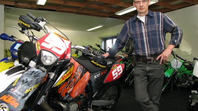 9 motoren gestolen bij 12de inbraak bij Motorshop Desmet in Waregem