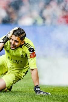 Doelman is een uur later nog steeds doof aan één oor na bizar einde bij Luik - OHL