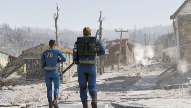 GAMEREVIEW Fallout 76 Wastelanders: bijna een echte 'Fallout'-game