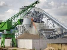 Onderzoek naar ingestorte silo betonbedrijf Geertruidenberg