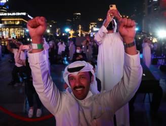 Feest in de Emiraten: eerste Arabische sonde in baan rond Mars