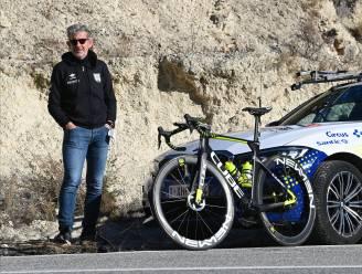 """Limburger Valerio Piva trekt met Quinten Hermans naar ronde van zijn vaderland: """"Hij kan een rit winnen"""""""