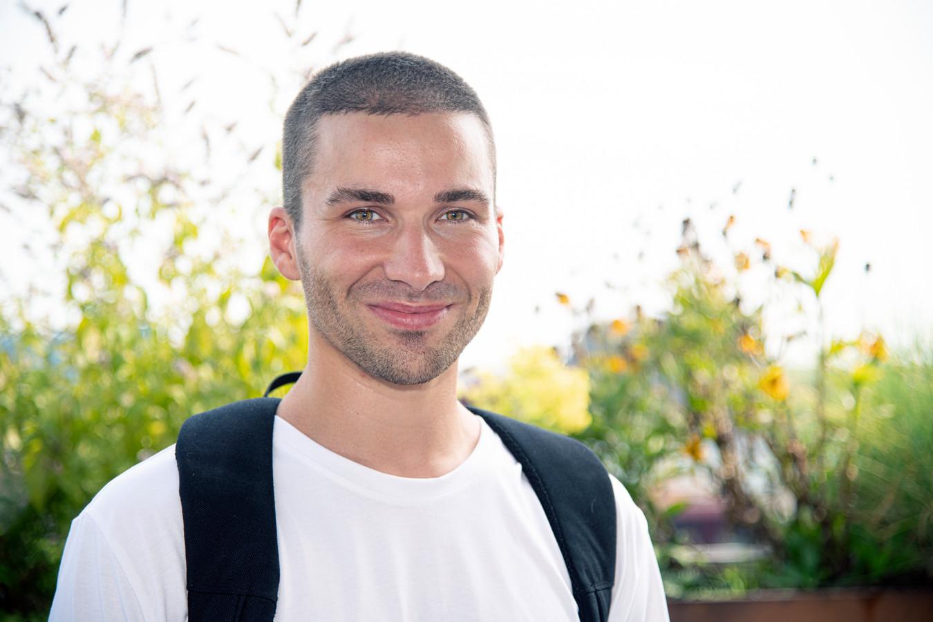 Ondernemer Daan Scholten.