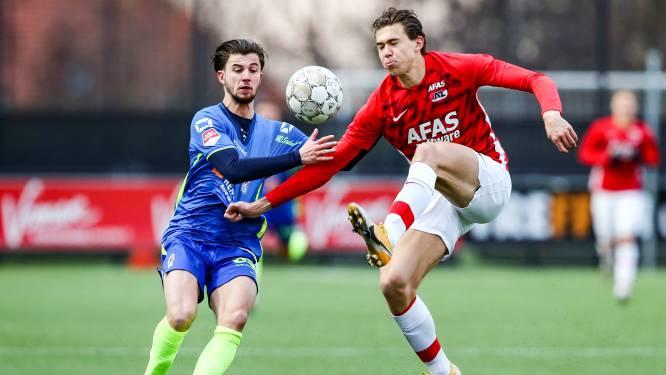 Giovanni Büttner verlengt zijn contract bij TOP Oss