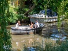 Bootje varen op de Bredase wateren zorgt voor nieuwe problemen: komen er dixi's op de singel?