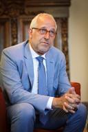 Burgemeester Gerard Renkema wil in gesprek blijven met alle partijen over de overlast in Paasbos.
