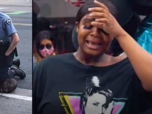 Comment la vidéo d'une ado a mis à mal la version de la police après la mort de George Floyd