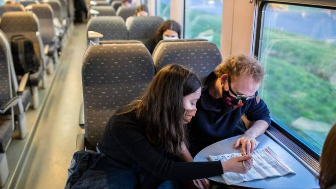 Speciaal treinabonnement voor telewerkers op komst