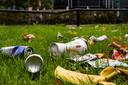 Het opruimen van zwerfafval kost gemeenten 200 tot 250 miljoen euro per jaar.