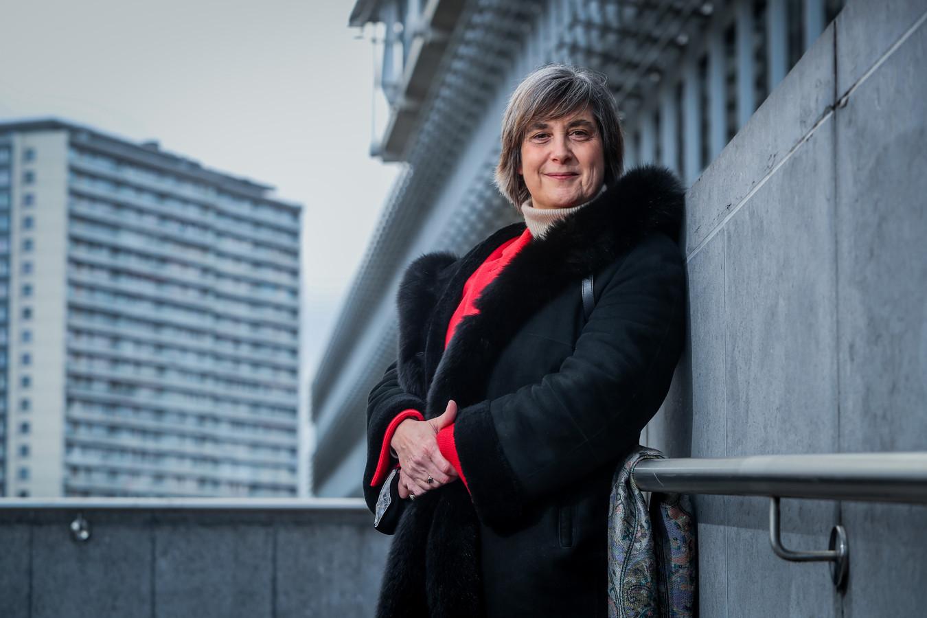 Na 17 jaar geeft Françoise Chombar deze zomer de fakkel door als CEO van Melexis.