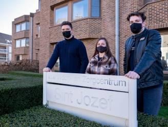 """Studenten nemen filmpjes op voor woonzorgcentrum Sint-Jozef: """"Willen bewoners en personeel hart onder de riem steken"""""""