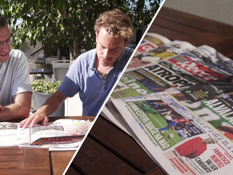 Portugese kranten: 'Die kan Ten Hag in z'n zak steken'