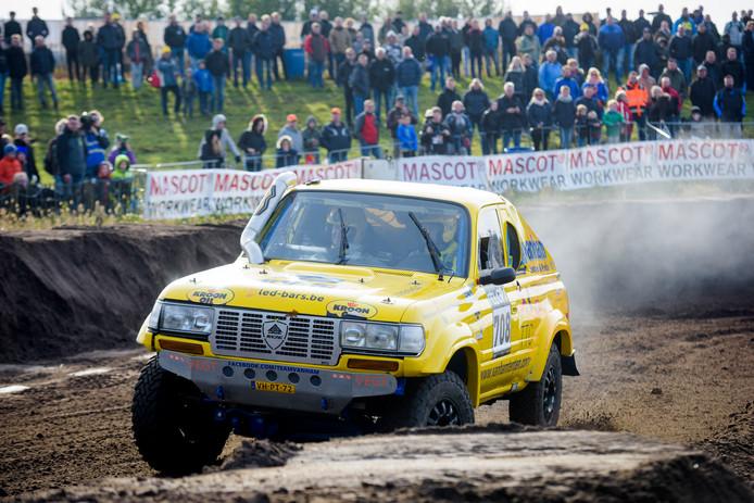 RTL Dakar Pre-proloog 2018