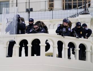 Politiechef treedt af na kritiek over Capitoolbestorming