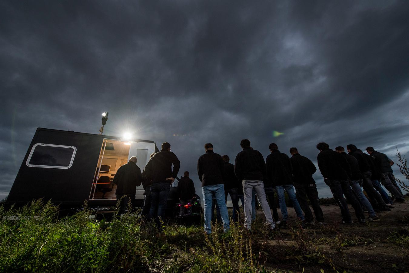 Ochten 03/10/2019 Burgerwacht Neder - Betuwe iov Gelderlander foto Raphael Drent