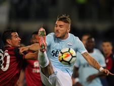 Immobile blijft scoren voor eenvoudig winnend Lazio