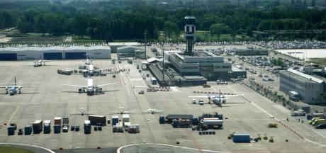 Rotterdam Airport heeft kort last van stroomstoring