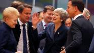 Onderhandelingen over uitstel brexit op Europese top verlopen moeizaam: debat gaat verder zonder May
