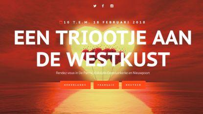 Franse versie 'Triootje aan de Westkust' loopt een beetje uit de hand