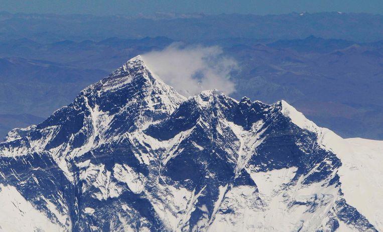 De Himalaya heeft de twee hoogste bergen in de wereld, de Mount Everest en de K2. Beeld anp
