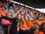 Oranje Leeuwinnen creëren hype