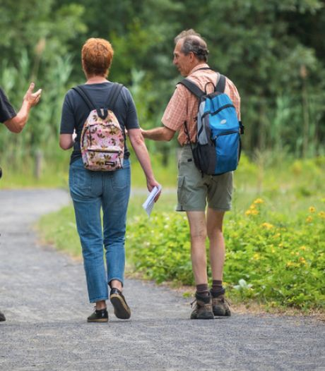 Borgerhout organiseert natuur- en cultuurwandelingen voor 55-plussers