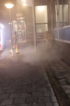 Brand in kelder van woning in Eindhoven