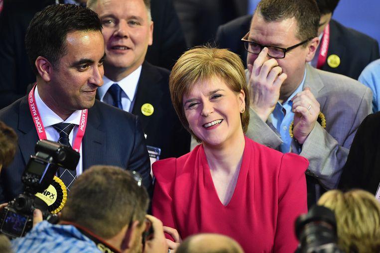 Queen of Scots. Beeld Getty Images