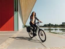 Uit de auto, op de fiets: Loon op Zand doet mee met Sjees E-bike