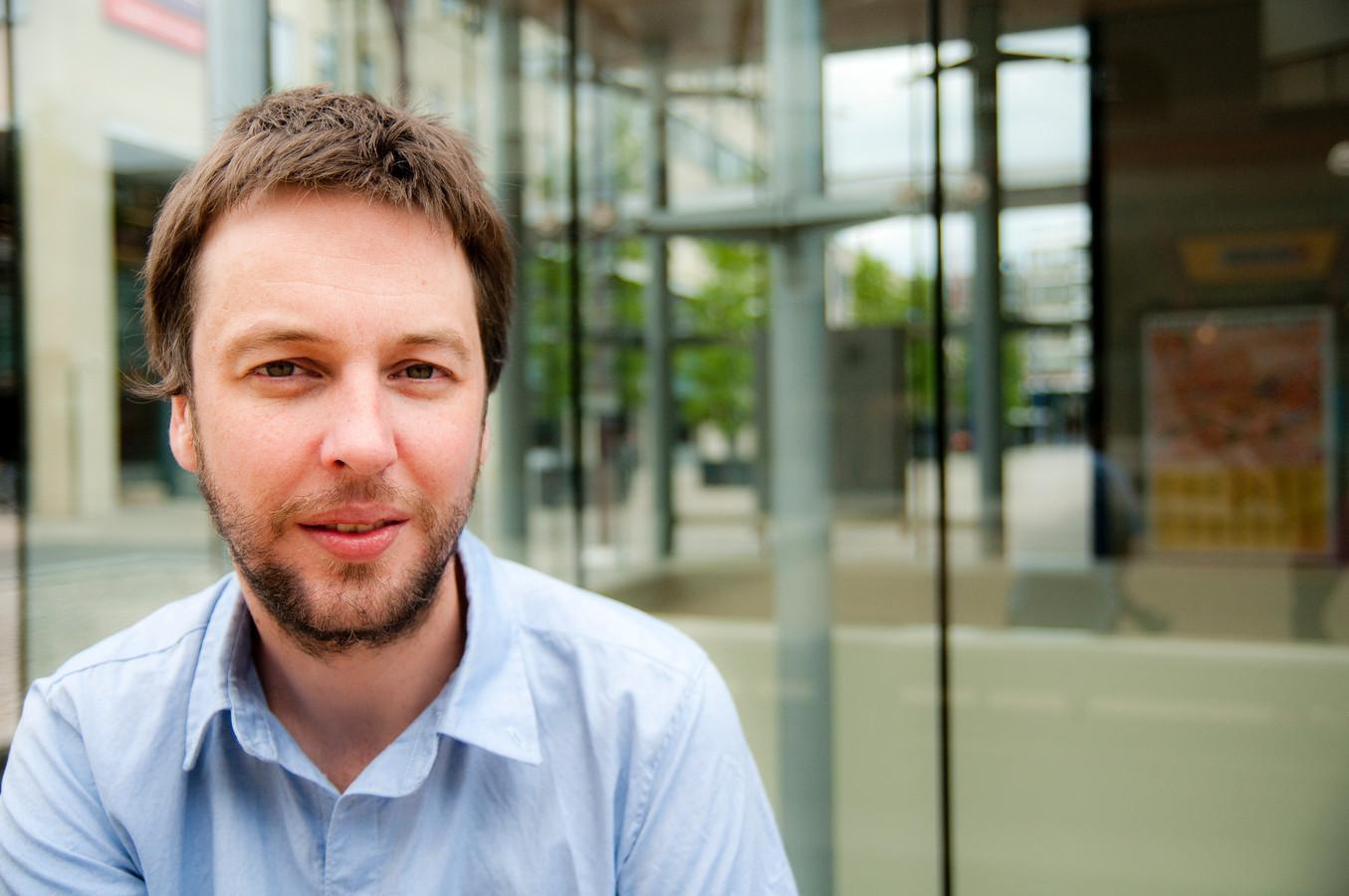 Directeur Joost Heijthuijsen.