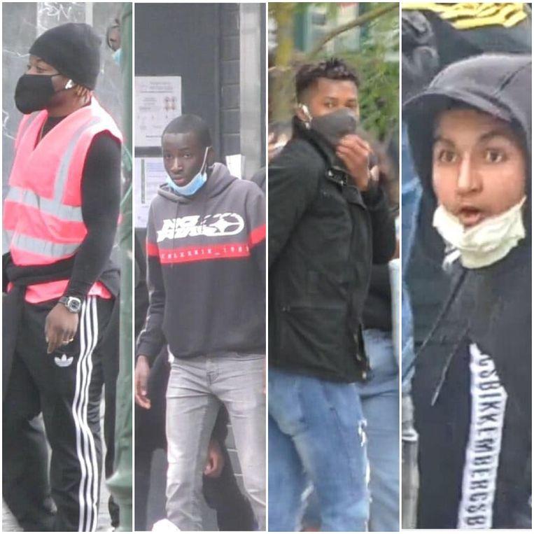 null Beeld Politie Brussel