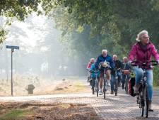 'Overijssel ondermijnt landelijk fietsroutenetwerk'