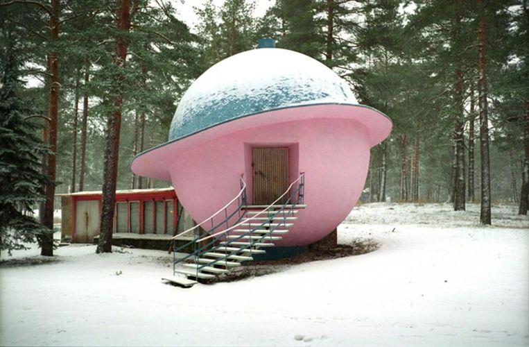 Een Planet House op de site Another Mag. Beeld Flickr.com/antonlepashow