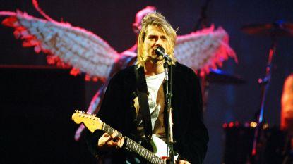 Vest en gitaar van Kurt Cobain worden geveild