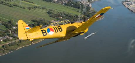 RAF oefent vanaf Gilze-Rijen voor historische vluchten