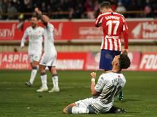 Onbeduidend Leonesa kegelt Atlético uit beker