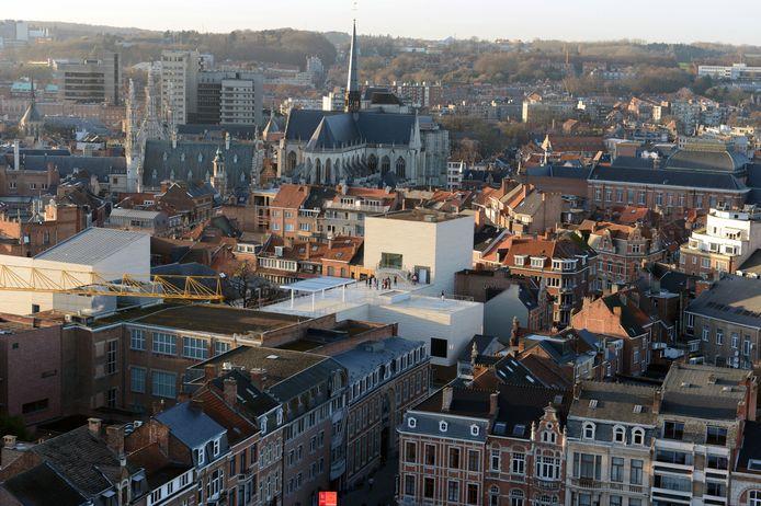 Leuven haalde eerder al meer dan een half miljoen euro aan Vlaamse subsidies binnen voor vier projecten rond innovatie en slimme toepassingen rond het zogenaamde Internet Of Things.