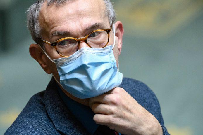 Le ministre de la Santé, Frank Vandenbroucke