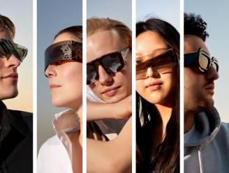 Vijf talenten van de Antwerpse modeacademie ontwerpen zonnebrillen voor Komono