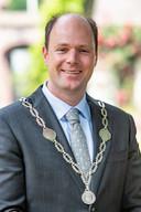 Burgemeester Ryan Palmen, Hilvarenbeek.