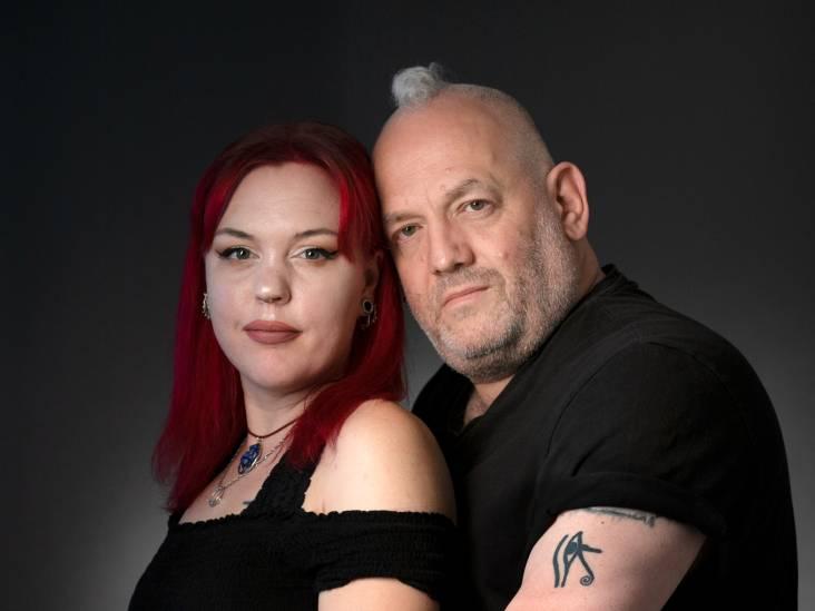 Natasha en Wim zijn verbonden door hun tattoos: 'Op leeftijdsverschil rust een taboe'